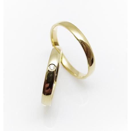Snubní prsteny FOR LIFE / 3 S 1