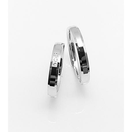 Snubní prsteny FOR LIFE / 3SCH 2