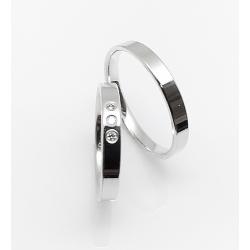 Snubní prsteny FOR LIFE / 3 S 2