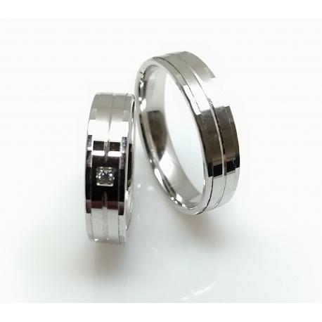 Snubní prsteny FOR LIFE / 5 UEN 1