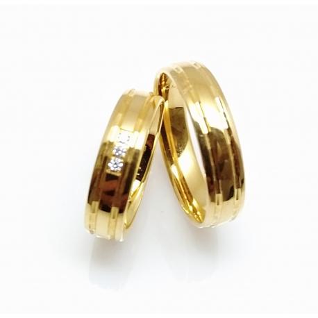 Snubní prsteny FOR LIFE / 5 N 13(ž)