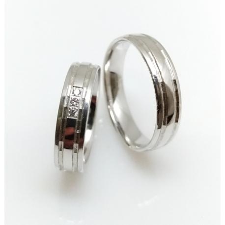 Snubní prsteny FOR LIVE / 5 N 13