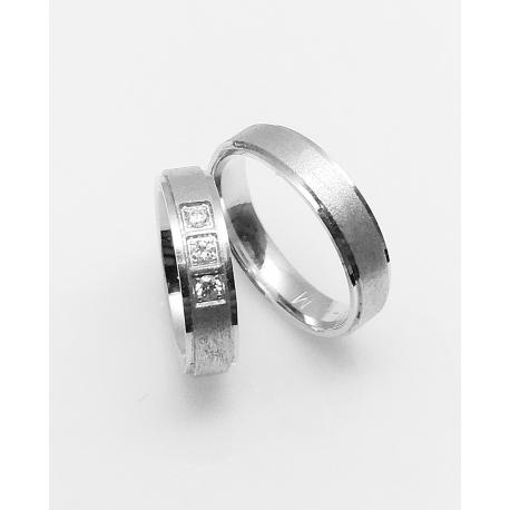 Snubní prsteny FOR LIFE / 5 D 4 M