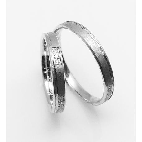 Snubní prsteny FOR LIFE / 3 N 25 M