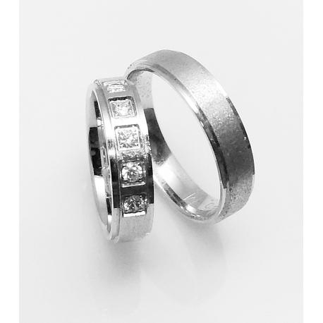 Snubní prsteny FOR LIFE / 5 D 5 M