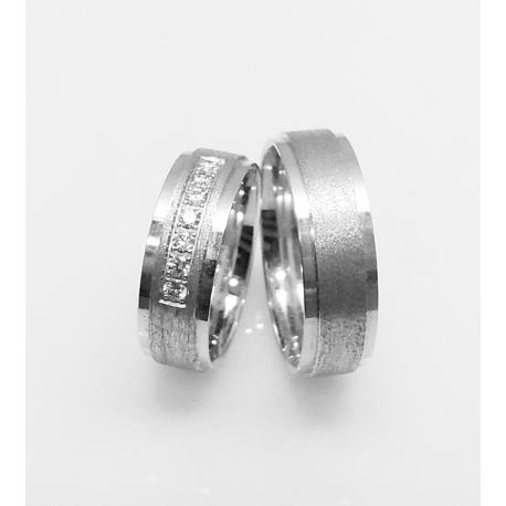 Snubní prsteny FOR LIFE / 65 D 1 M