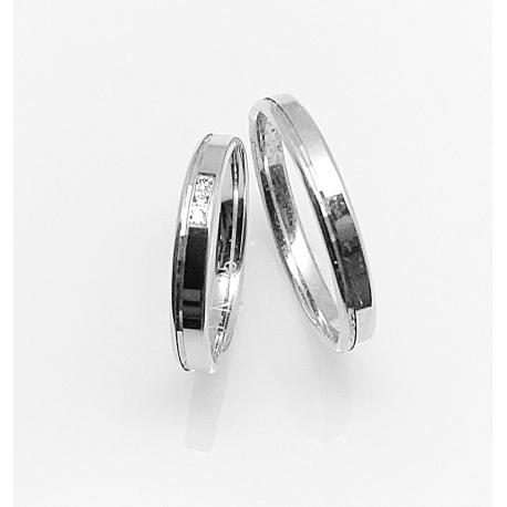 Snubní prsteny Kolekce FOR LIFE 3N25