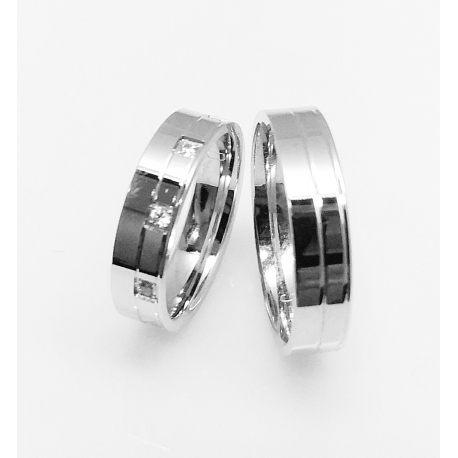 Snubní prsteny FOR LIFE / 5 UE 1