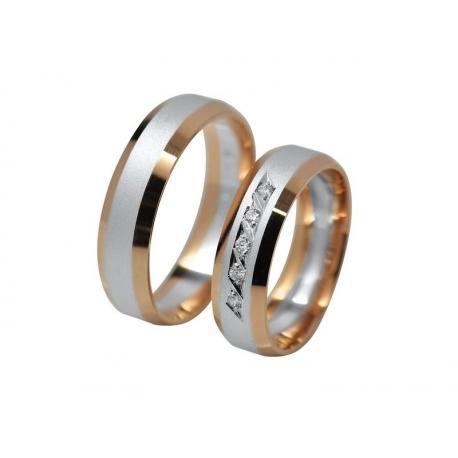 Snubní prsteny Kolekce RETOFY/23BK