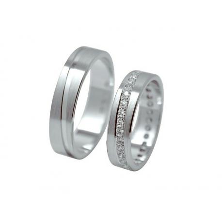 Snubní prsteny Elegance 1112S