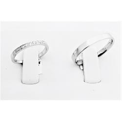 Snubní prsteny celé páry skladem v e-shopu