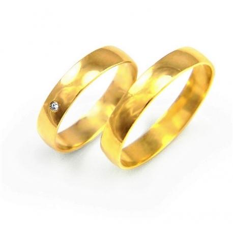 Snubní prsteny Kolekce MARIANNE/M330