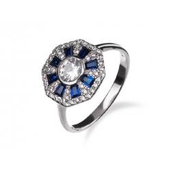 Stříbrné prsteny skladem