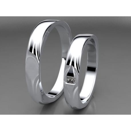 Snubní prsteni DEVONE 330 0301