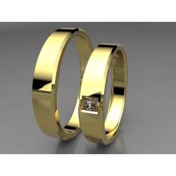 Snubní prsteni  DEVONE 330 0402