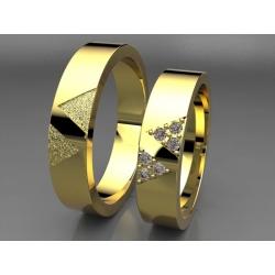 Snubní prsteni  DEVONE 330 1101