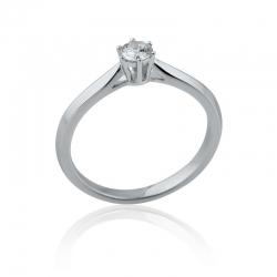 Zásnubní prsteny s brilianty  KOLEKCE LOVE