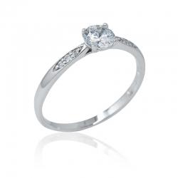 Nyní slevy v prodejně na zásnubní prsteny se zirkony až 10% (ceny jsou před slevou)
